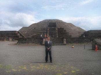 Teotihuacan (Mexico), 2008.